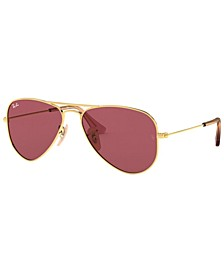 Jr. JUNIOR AVIATOR Sunglasses, RJ9506S 50