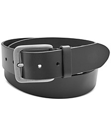 Men's Morrison Leather Belt