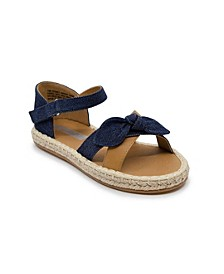 Little & Big Girls Espadrille Sandal