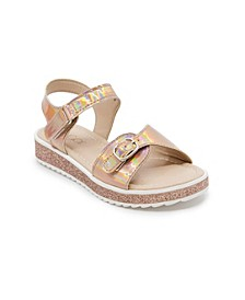 Little & Big Girls Multi Strap Sandal