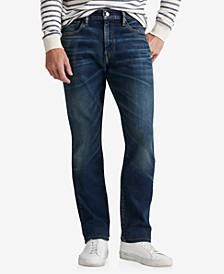 Men's 121 Slim Straight Advanced Stretch Jeans