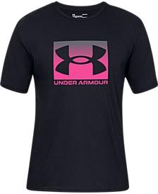 Men's Boxed-Logo T-Shirt