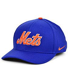 Nike New York Mets Legacy 91 Dri-FIT Swooshflex Stretch Fitted Cap