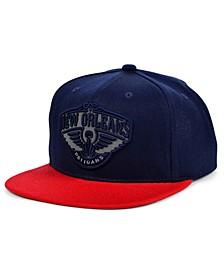 New Orleans Pelicans 2 Team Reflective Snapback Cap