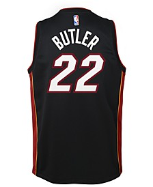 Little Boys Jimmy Butler Miami Heat Icon Replica Jersey