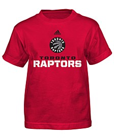 Toronto Raptors NBA Kids Basic Logo T-Shirt