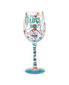 LOLITA Nurse This Wine Glass