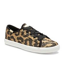 Big Girls Kickstart Animal Print Sneaker