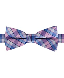 Big Boys Wallace Pre-Tied Check Bow Tie