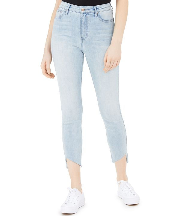 Calvin Klein Jeans High-Rise Skinny Ankle Jeans