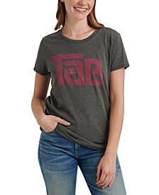 Tab-Graphic T-Shirt