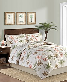 Palm Breeze 8-Pc. Queen Comforter Set
