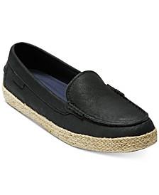 Nantucket Espadrille Loafers