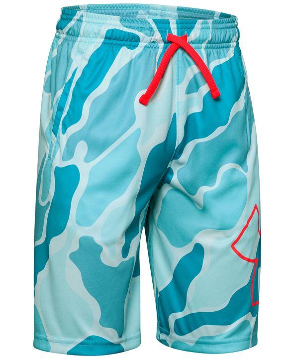 Under Armour Big Boys Renegade 2.0 Shorts