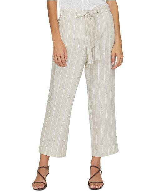 Sanctuary The Shayne Linen Tie-Front Pants