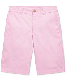 Big Boys Cotton Chino Shorts