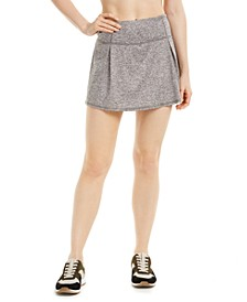 Melangé Skort, Created for Macy's