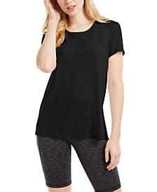 Split-Back T-Shirt, Created for Macy's