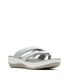 Cloudsteppers Women's Arla Jane Flat Sandals