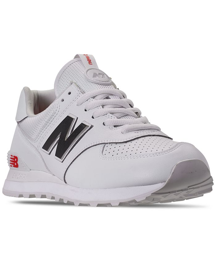 New Balance Men's 574 Metal Sport Casual Sneakers from Finish Line ...
