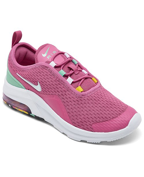 Nike Little Girls Air Max Motion 2 Casual Sneakers from Finish Line
