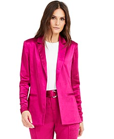 INC Petite Classic Fit Blazer, Created for Macy's