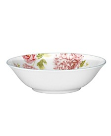 Peony Pageant Cereal Bowl