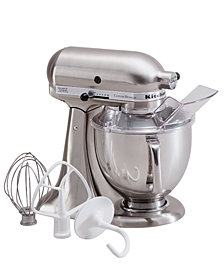 KitchenAid KSM152PS Artisan 5 Qt. Custom Metallic Stand Mixer