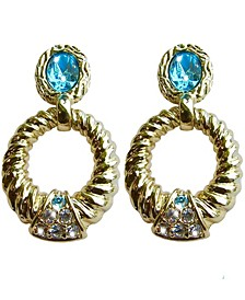 18k Gold Plated Clip On Earrings
