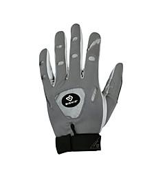 Men's Tennis Gray Gloves