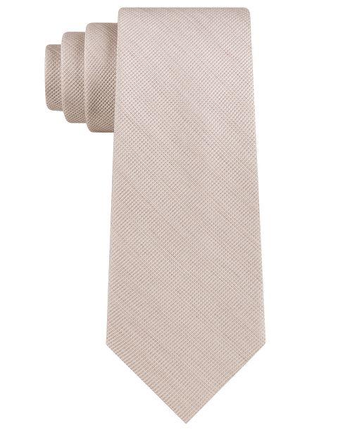 Calvin Klein Men's Micro-Texture Tie