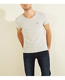 Men's Logo V-Neck Tee