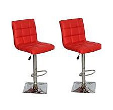 Sondra Adjustable Height Swivel Bar Stool