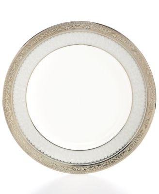 Odessa Platinum Appetizer Plate