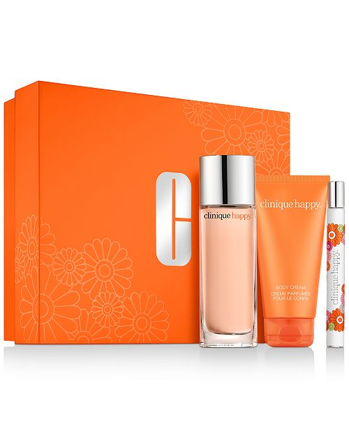 Clinique 3-Pc. Perfectly Happy Gift Set