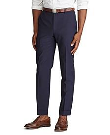 Men's Wool-Blend Suit Trouser