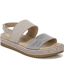 Dorri Ankle Strap Sandals