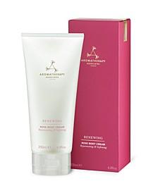 Renewing Rose Body Cream, 200ml