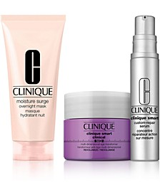 Get More! Choose a Free Skincare Gift with any $55 Clinique purchase (Up to a $133 Value!)