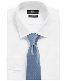 BOSS Men's Pastel Blue T-Tie