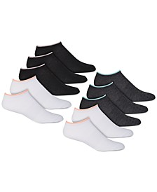 Women's 10-Pk. Stay Fresh Anti-Odor Low-Cut Socks