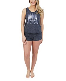 Darth Vader Tank and Short Set, Online Only