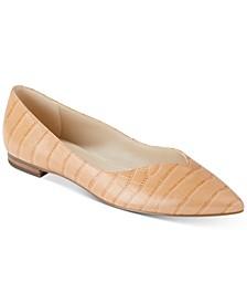 Analia Pointed-Toe Flats