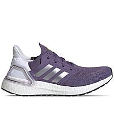 Women's UltraBOOST 20 Running Sneakers from Finish Line