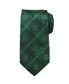 Slytherin Plaid Men's Tie