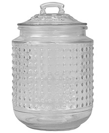 HDS TRADING CORP Dott Glass Canister, Set of 3