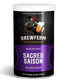 Buckriders Craft Brew Mix - Sacred Saison, 3.3 lbs