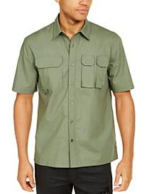 Men's Parker Poplin Utility Shirt