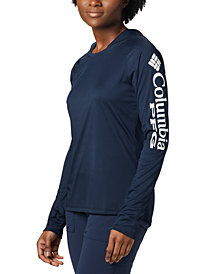 Columbia Women's PFG Hoodie Tidal Tee™ Active Top