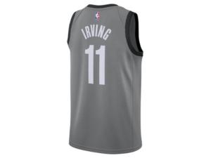 Nike Brooklyn Nets Men's Kyrie Irving Statement Swingman Jersey